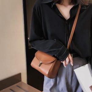 Túi da nữ mini