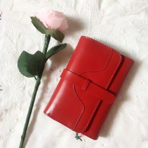 bóp ví da cầm tay dành cho nữ